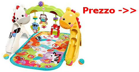 palestra neonato fisher price